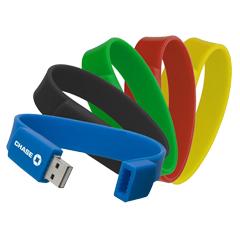 USB دستبند