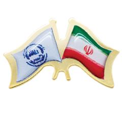 بج سینه پرچم